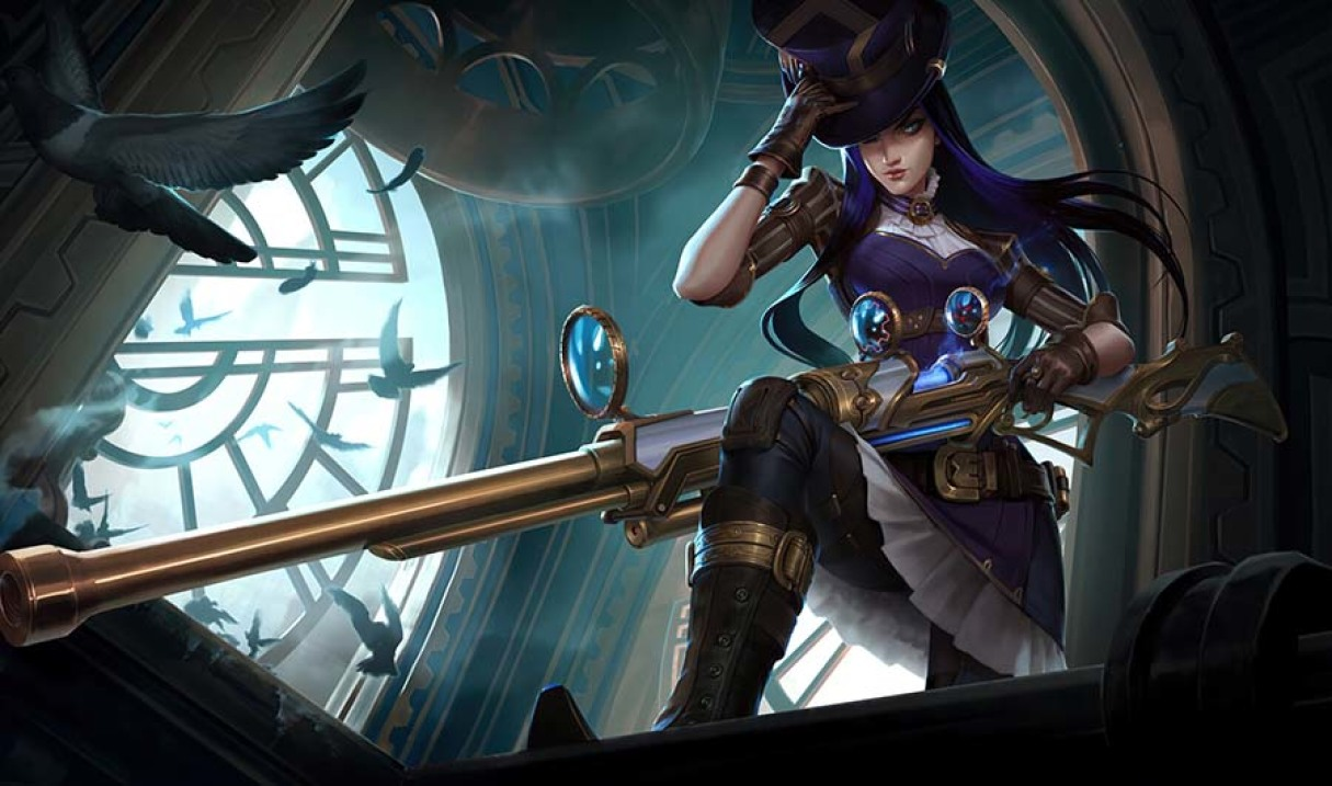 Classic Caitlyn Landscape Skin