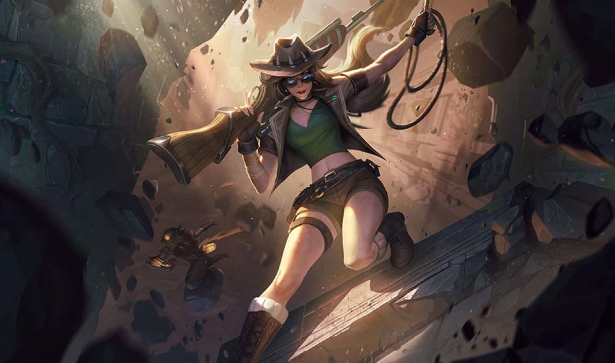Caitlyn Champion Statistics for League of Legends ...