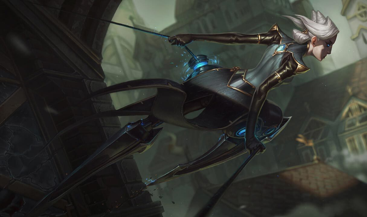 Create a Camille Build Guide