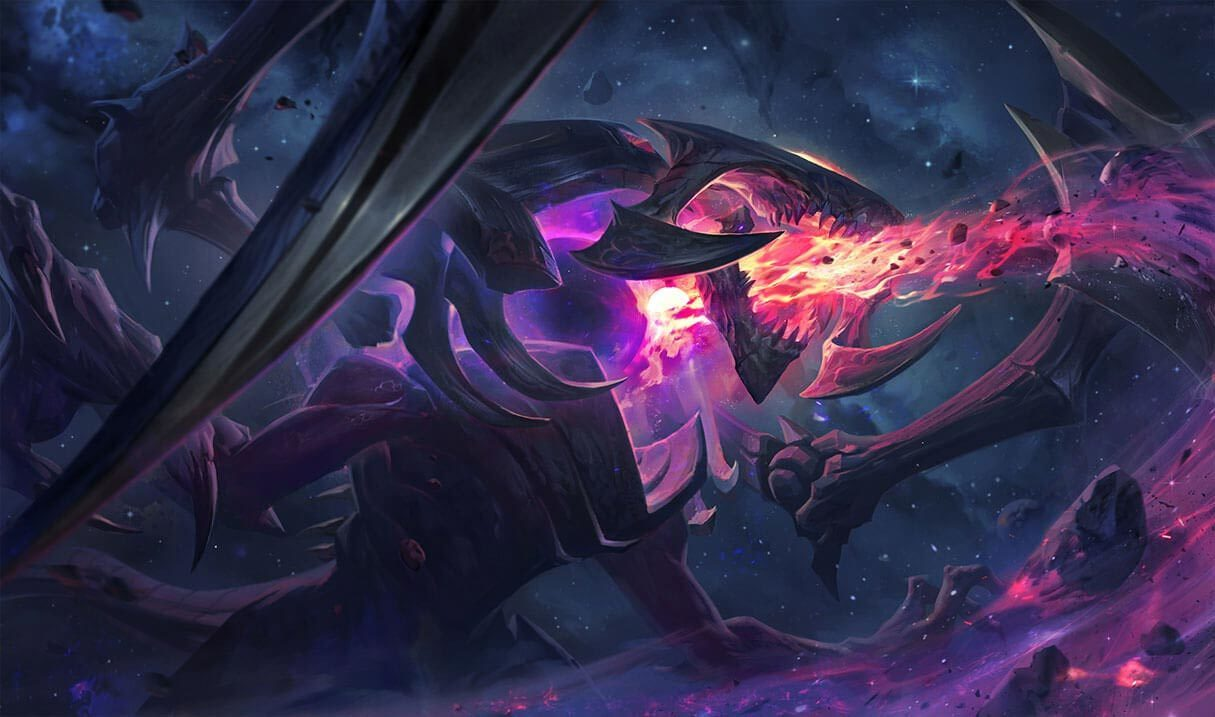 Create a Cho'Gath Build Guide