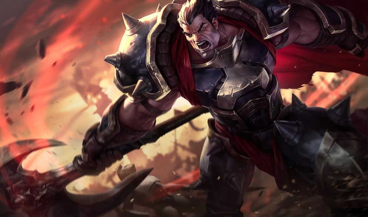 Darius Champion Statistics for League of Legends ...