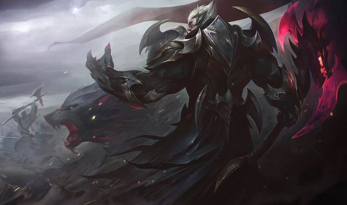 Darius Guide :: League of Legends Darius Strategy Build ...