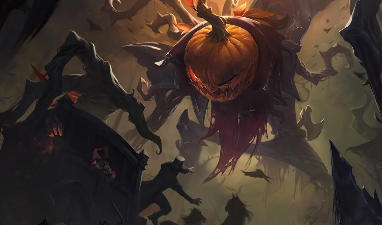 October Monthly Giveaway - Harrowing! :: League of Legends (LoL ...