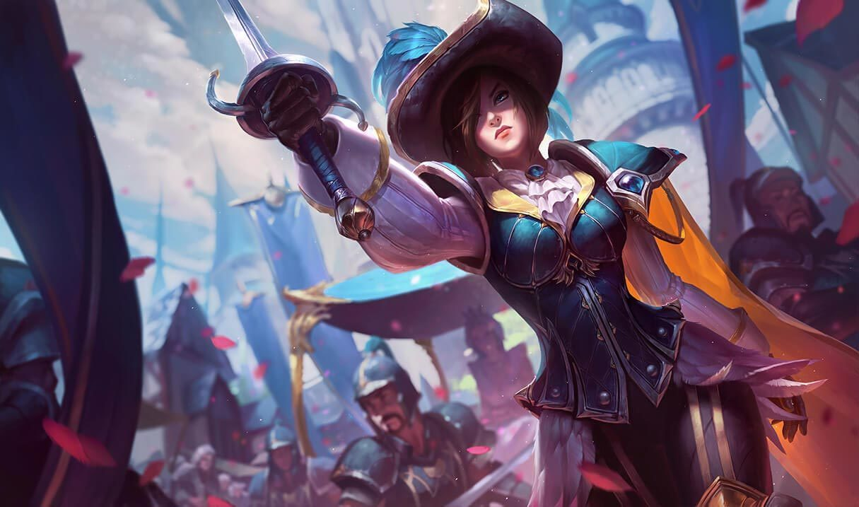 Royal Guard Fiora
