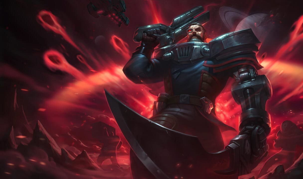 Create a Gangplank Build Guide