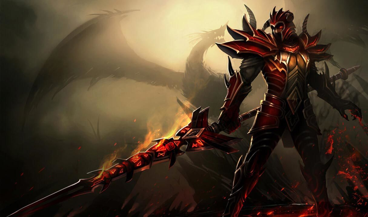 Dragon Slayer Jarvan