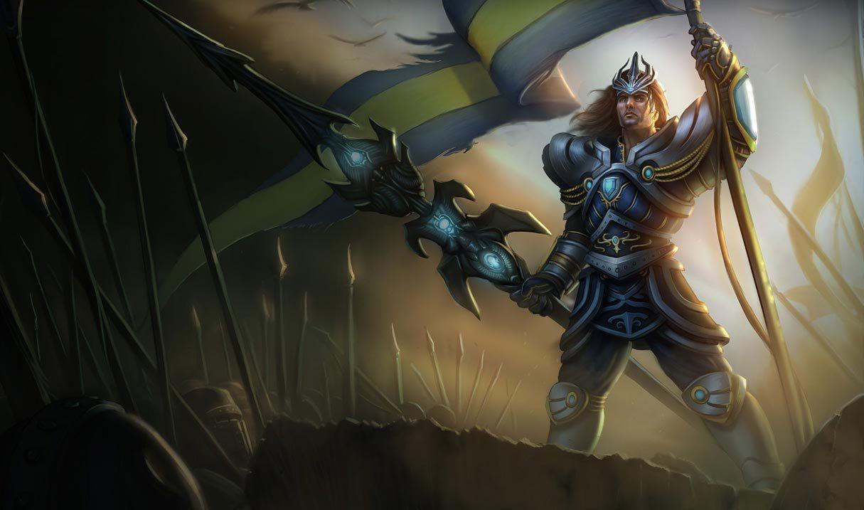 Victorious Jarvan
