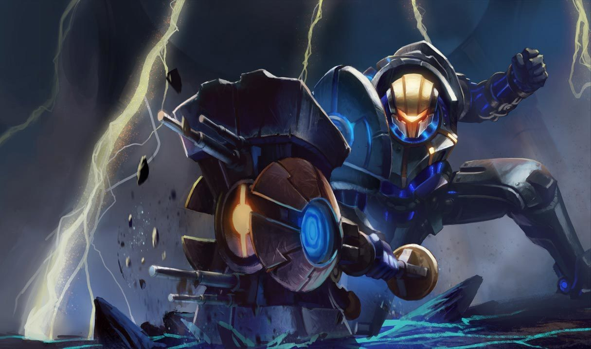 Full Metal Jayce
