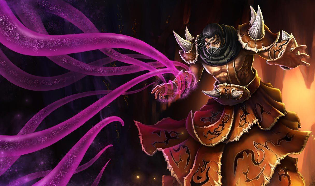 Pre Void Kassadin League Of Legends Lol Champion Skin On Mobafire