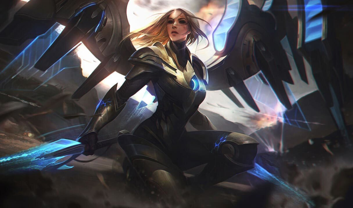 Kayle Guide League Of Legends Kayle Strategy Build Guide On Mobafire