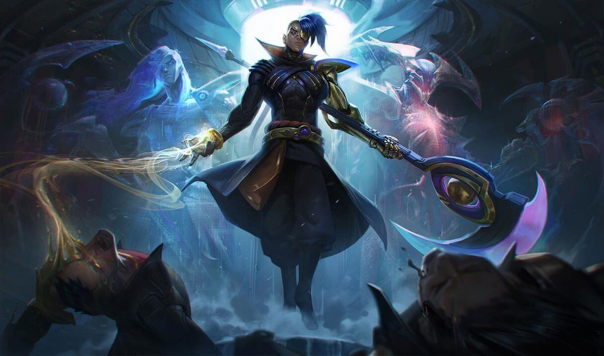 Odyssey Kayn :: League of Legends (LoL) Champion Skin on