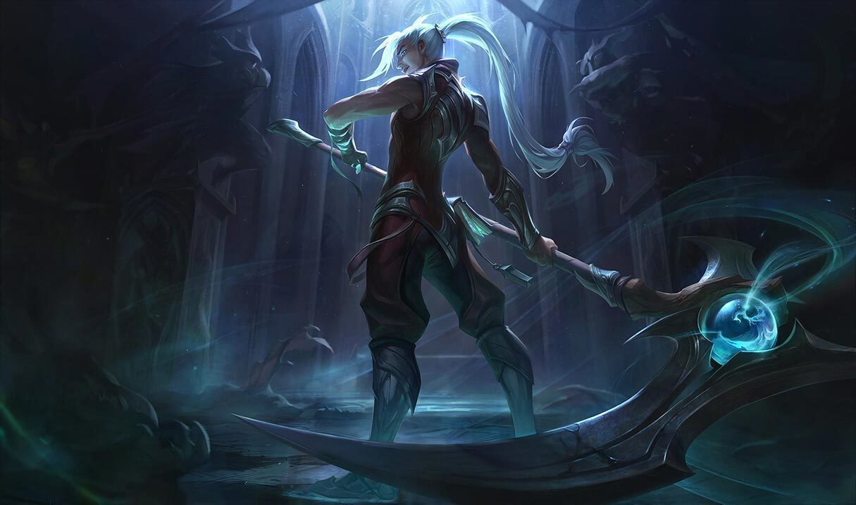 Create a Kayn Build Guide