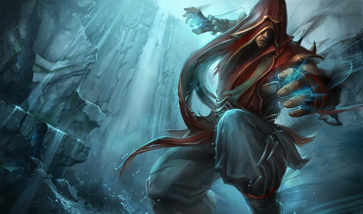 Acolyte Lee Sin League Of Legends Lol Champion Skin On Mobafire
