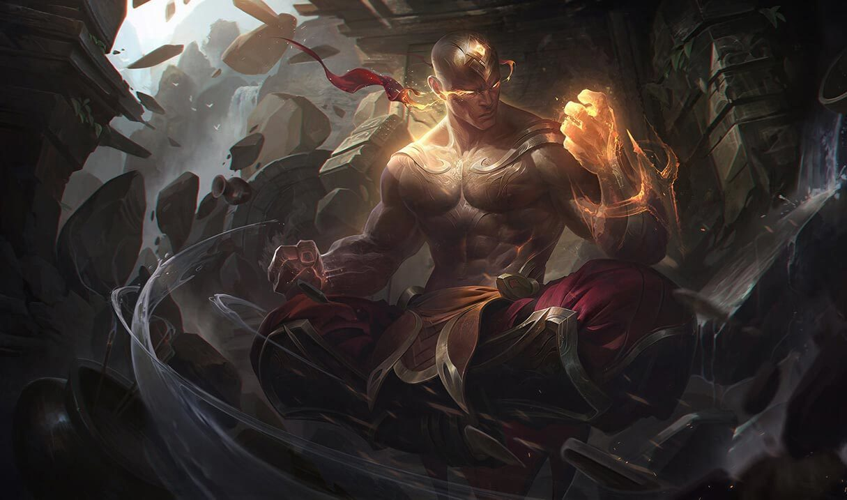 Create a Lee Sin Build Guide