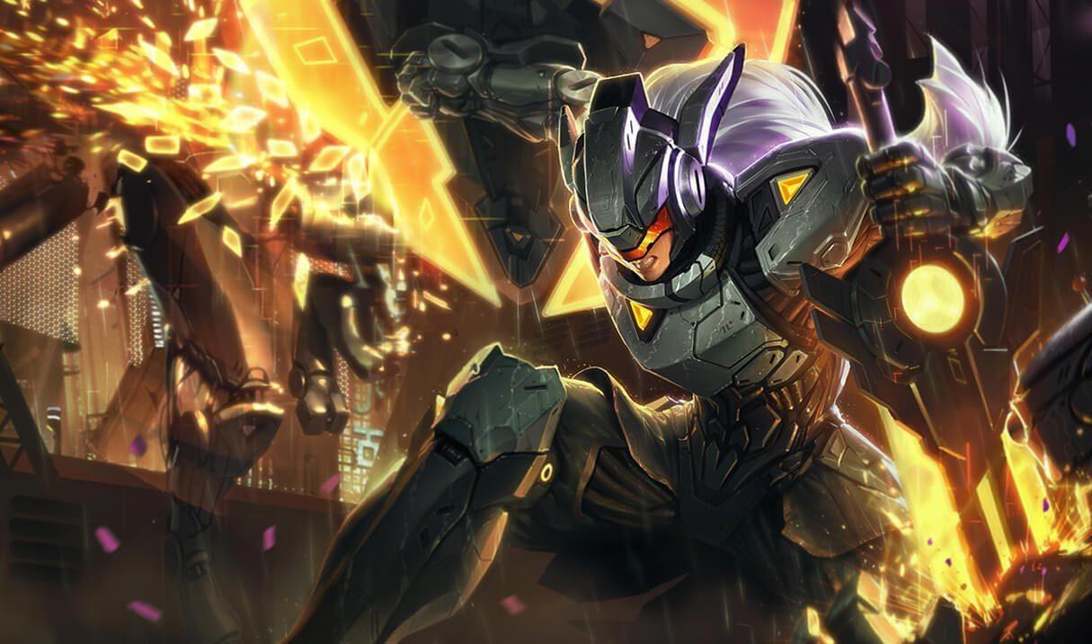 Project Leona League Of Legends Lol Champion Skin On Mobafire