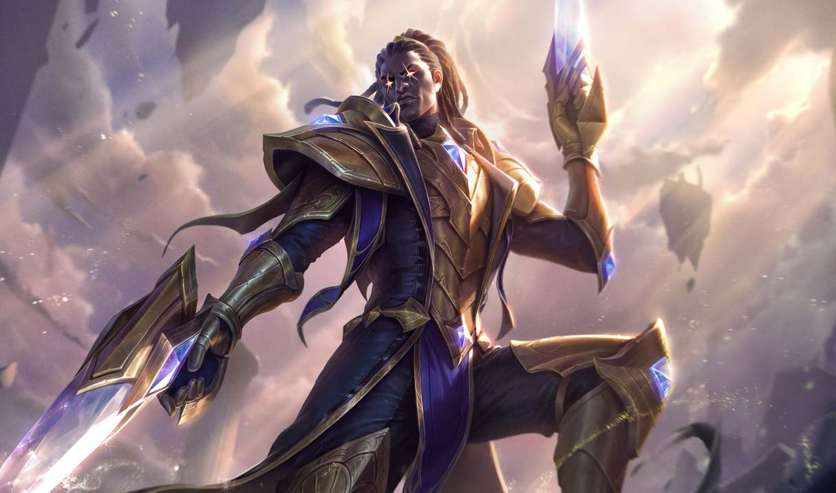 League of Legends Lucian build guide - best items, runes