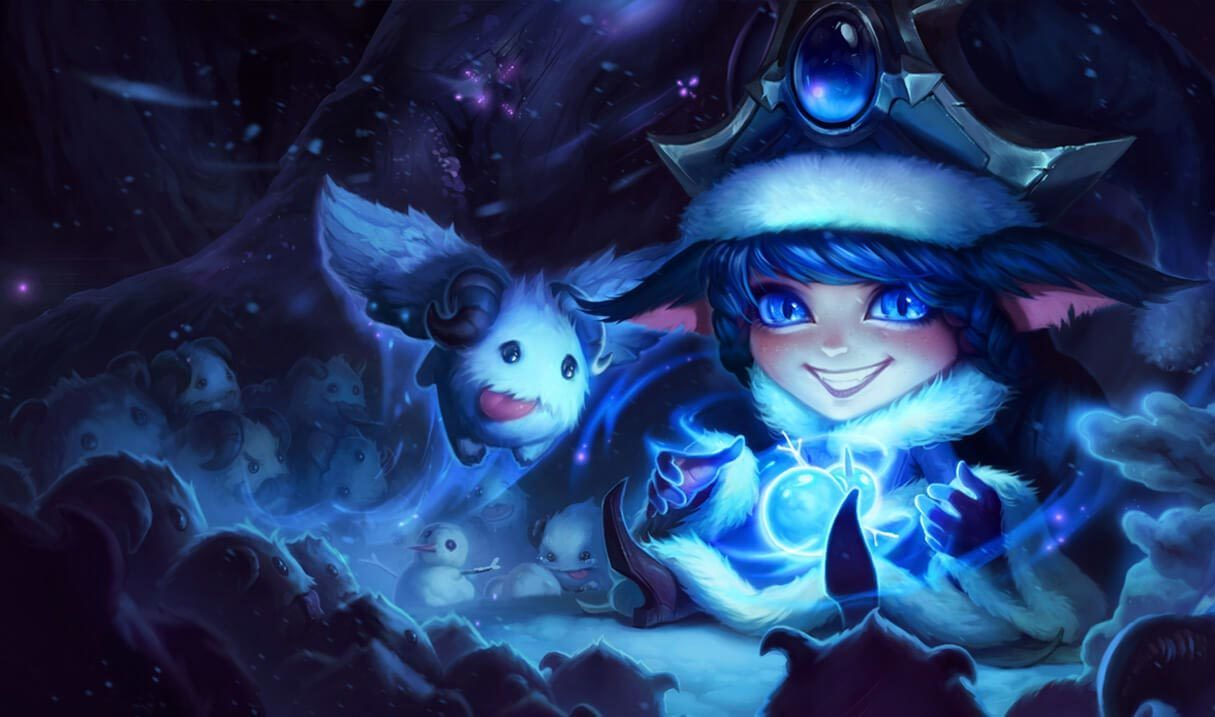 Winter Wonder Lulu Landscape Skin
