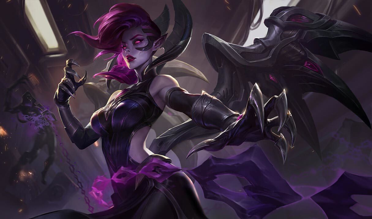 Morgana Guide League Of Legends Morgana Strategy Build Guide On