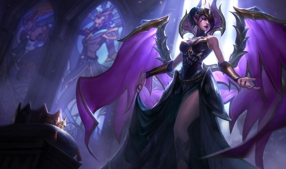 Victorious Morgana Landscape Skin