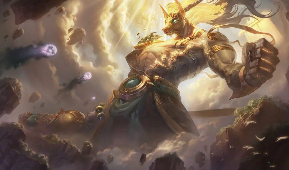 Nasus Skins Chromas League Of Legends Lol