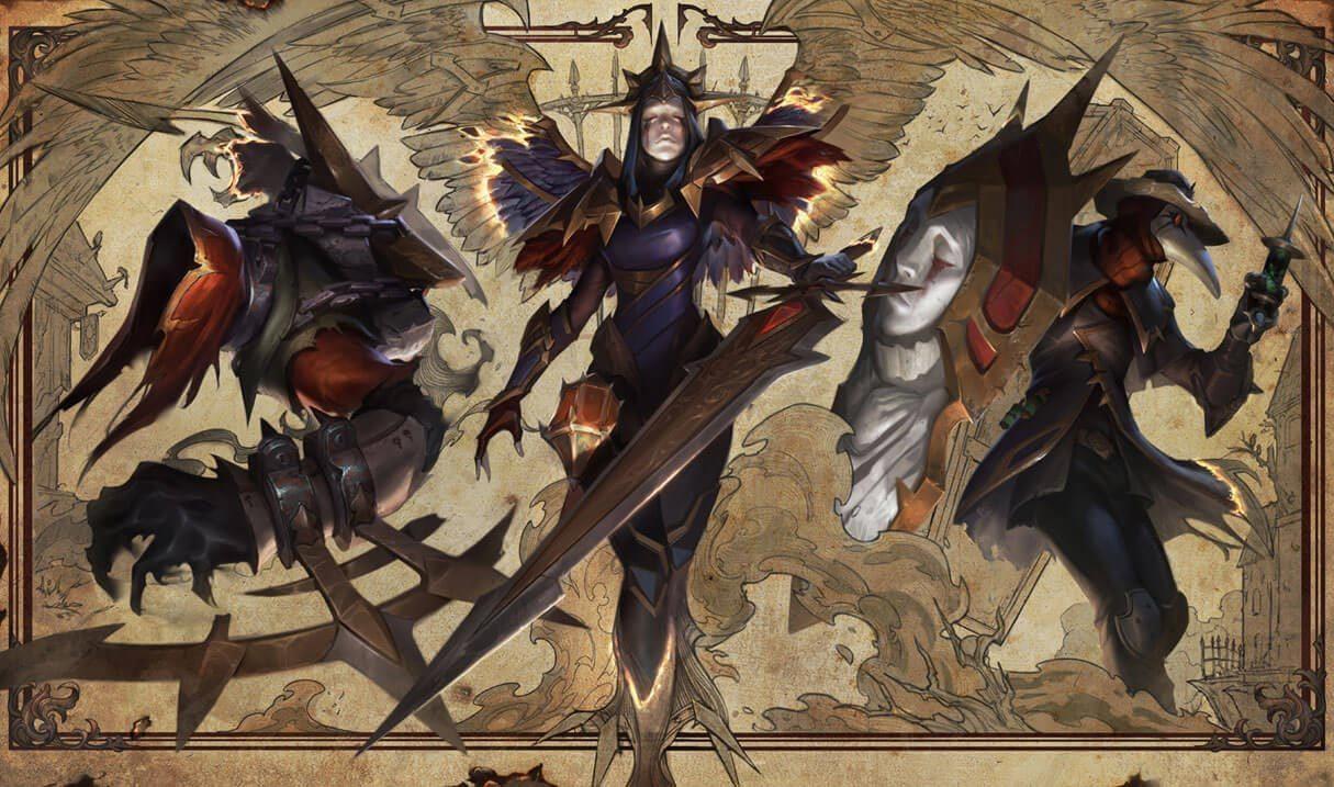 Cursed Revenant Nocturne :: League of Legends (LoL ...
