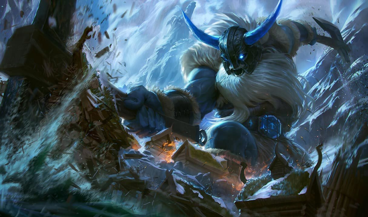 Olaf Guide :: League of Legends Olaf Strategy Build Guide on MOBAFire