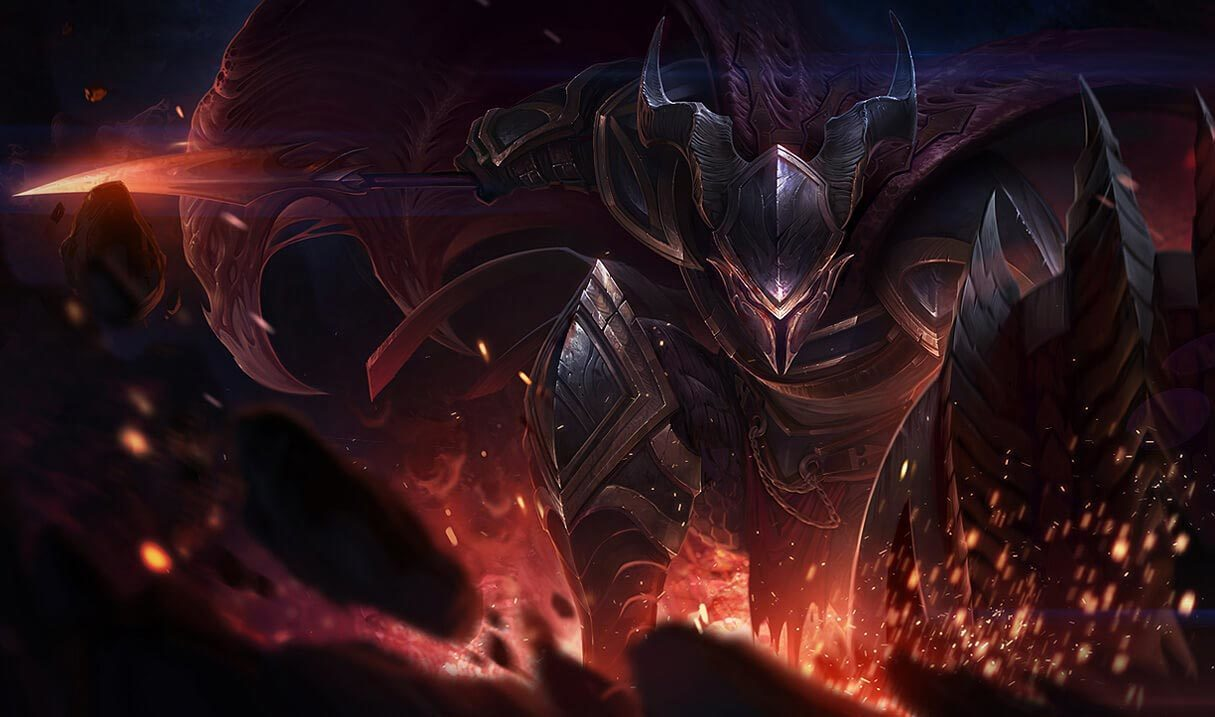 Dragonslayer Pantheon Landscape Skin