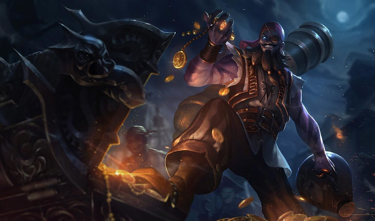 Ryze Guide :: League of Legends Ryze Strategy Build Guide on
