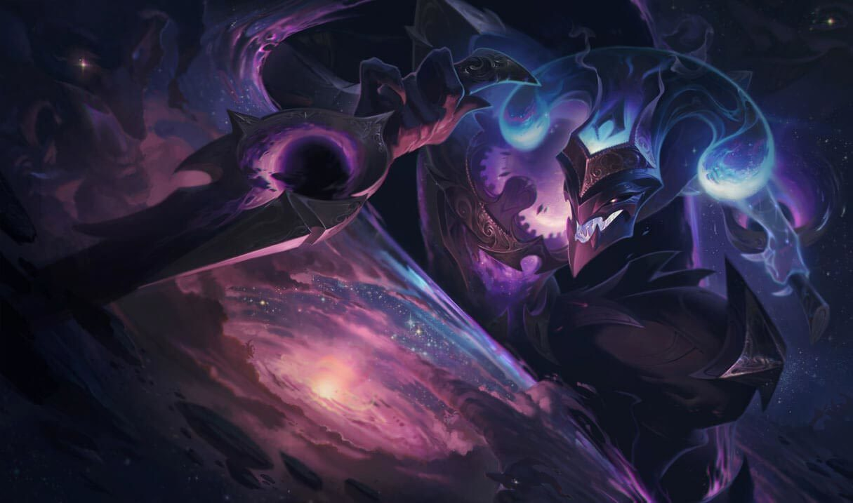 Dark Star Shaco Landscape Skin