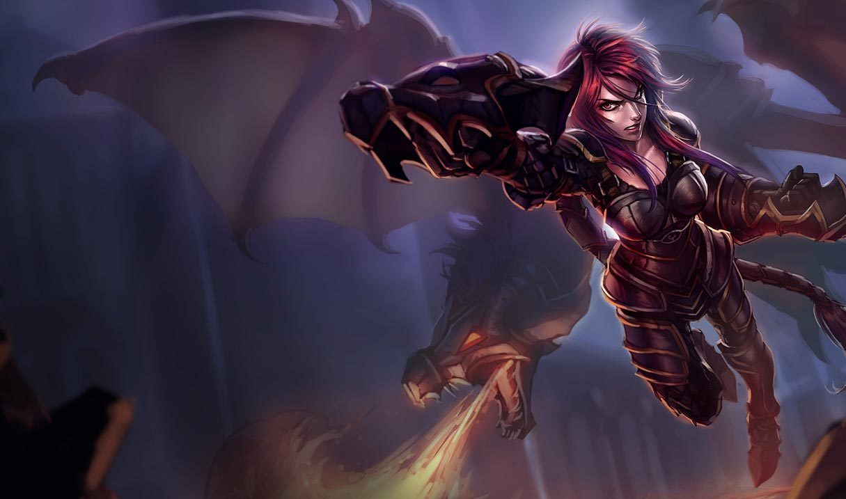 Ironscale Shyvana League Of Legends Lol Champion Skin On Mobafire