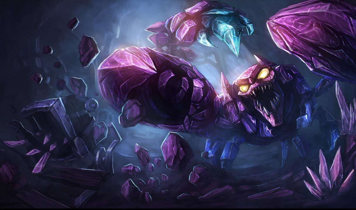 Create a Skarner Build Guide