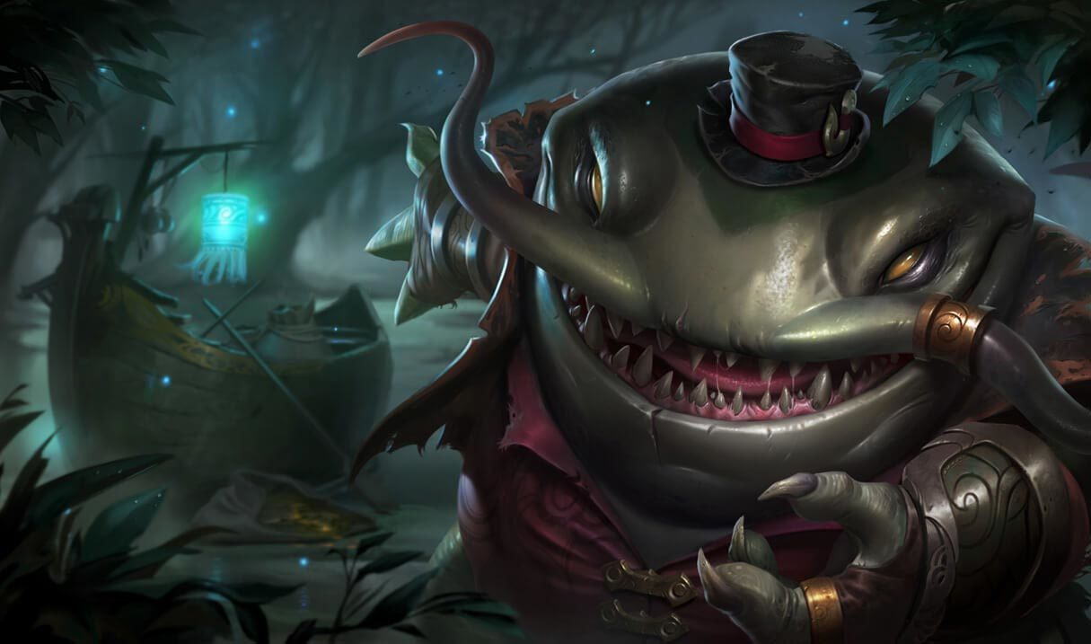 Classic Tahm Kench Landscape Skin