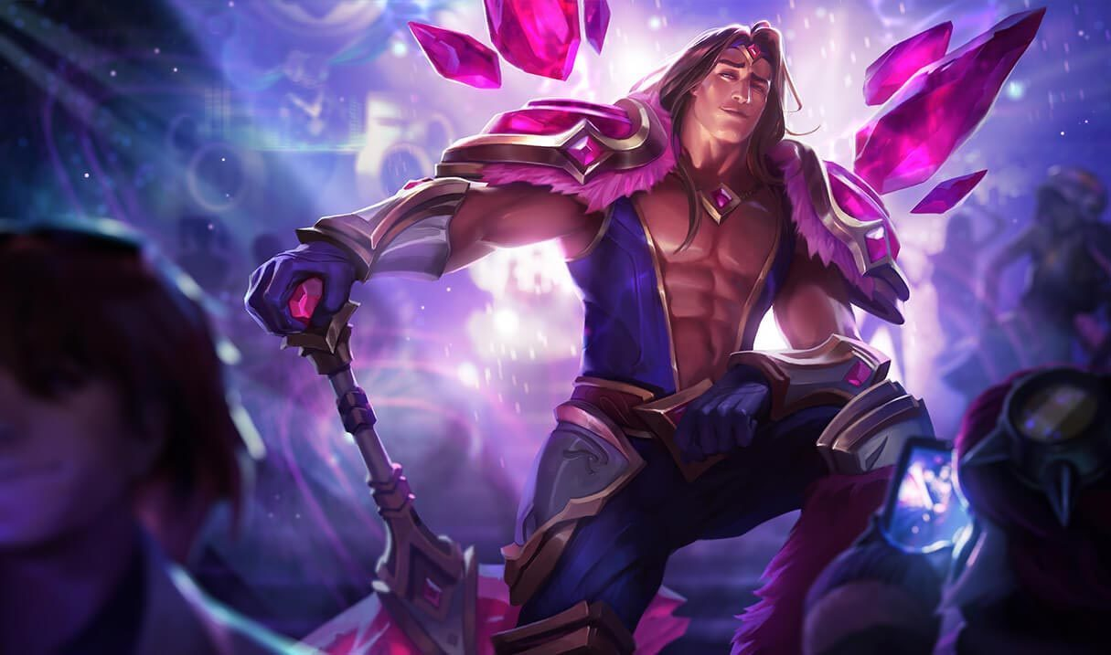 Create a Taric Build Guide
