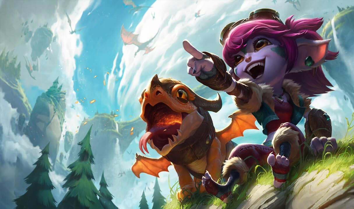 Create a Tristana Build Guide