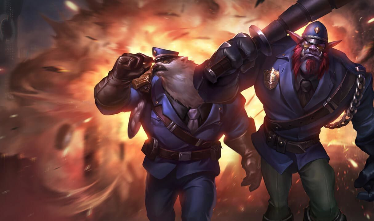 Constable Trundle Landscape Skin