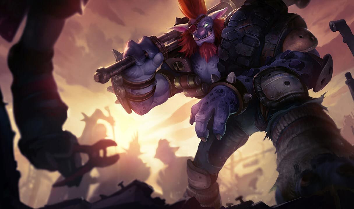 Junkyard Trundle