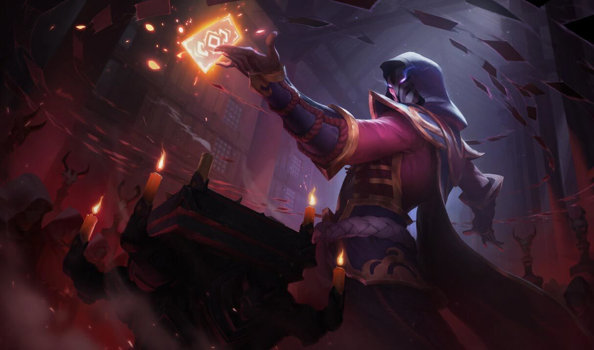Twisted Fate Guide League Of Legends Twisted Fate