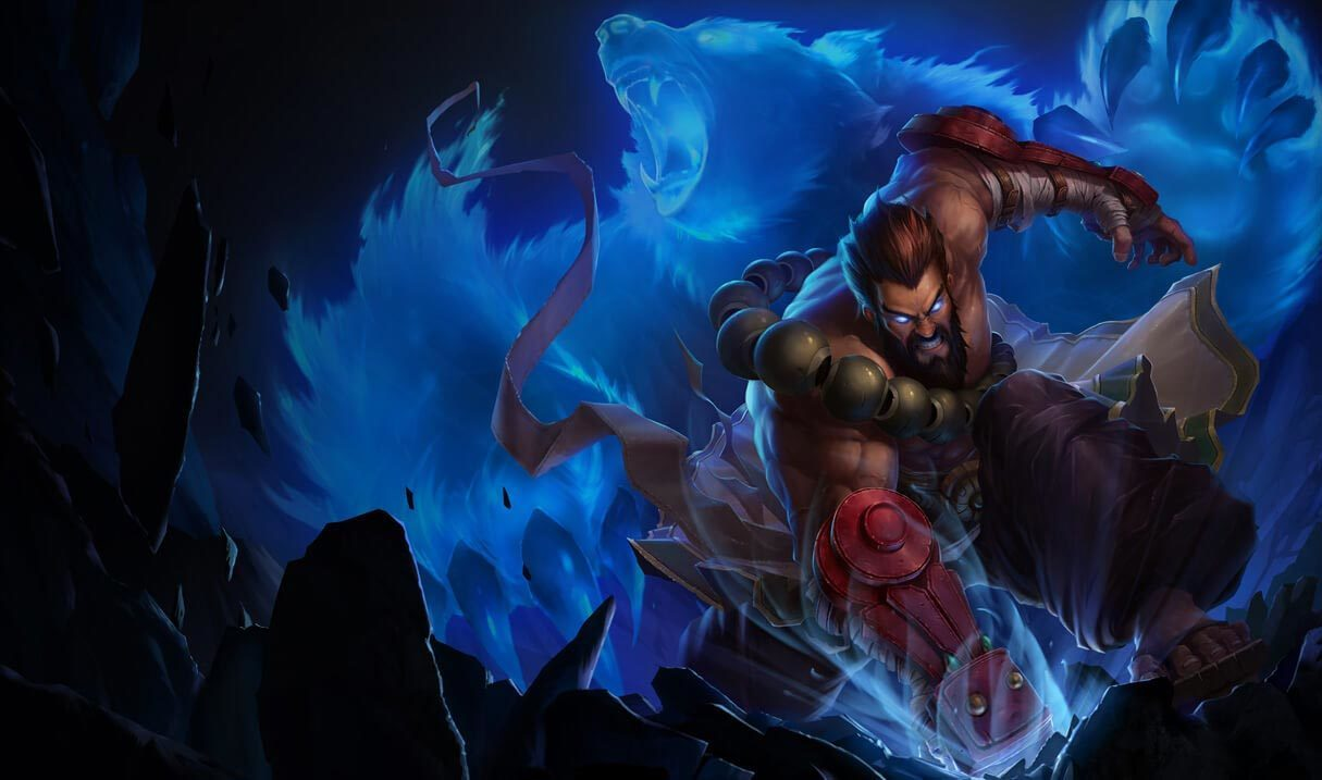 Spirit Guard Udyr
