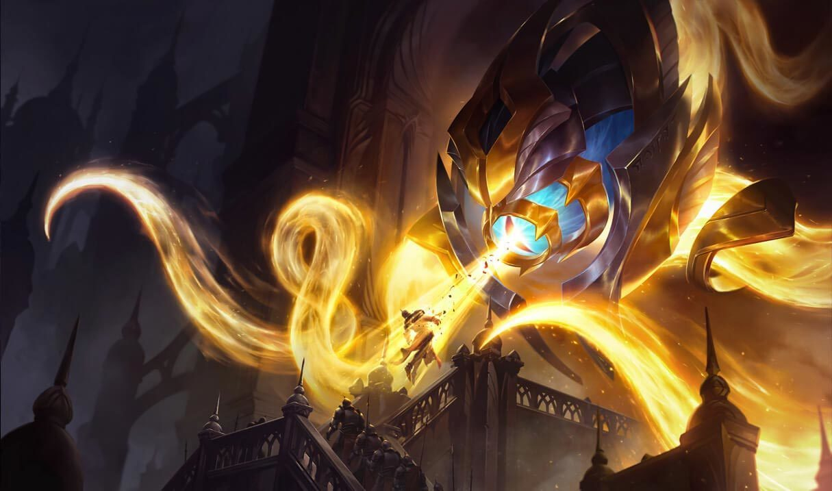 Arclight Vel'Koz :: League of Legends (LoL) Champion Skin on MOBAFire