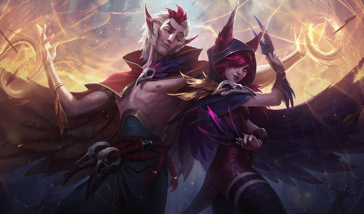 Create a Xayah Build Guide