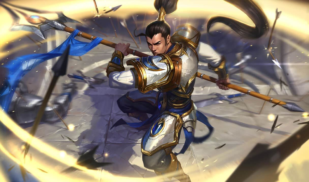 Create a Xin Zhao Build Guide