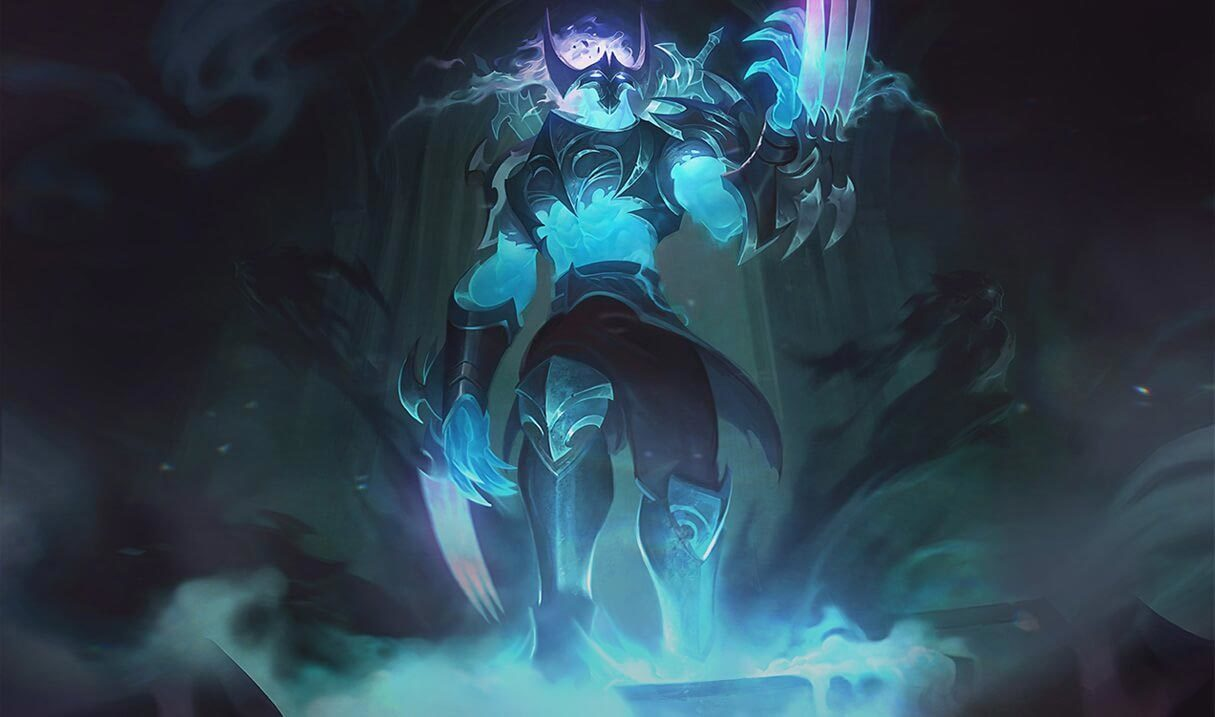 Death Sworn Zed Landscape Skin