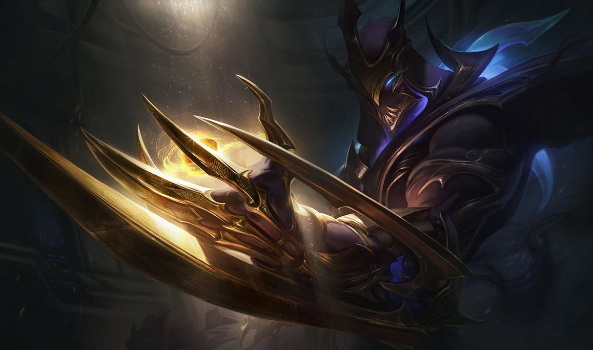 Galaxy Slayer Zed Landscape Skin