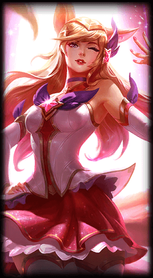 Star Guardian Ahri Skin