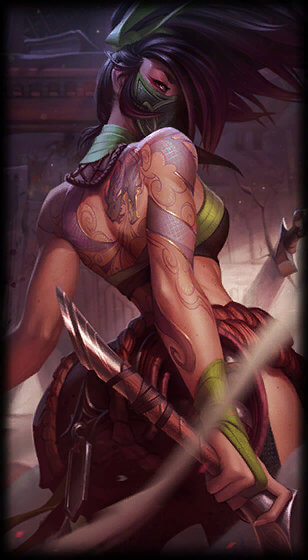 League of Legends Akali Build