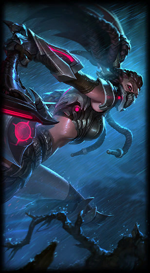 Headhunter Akali Skin