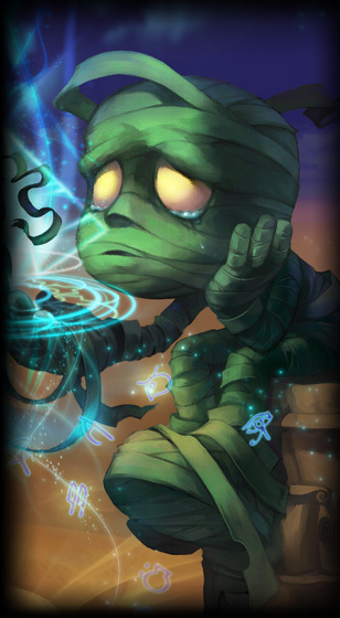 League of Legends Amumu Build