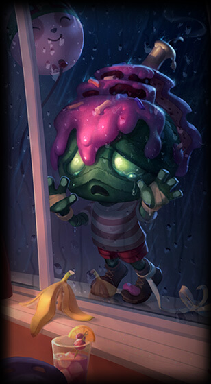 Surprise Party Amumu Skin