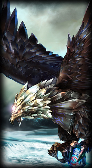 Bird of Prey Anivia Skin