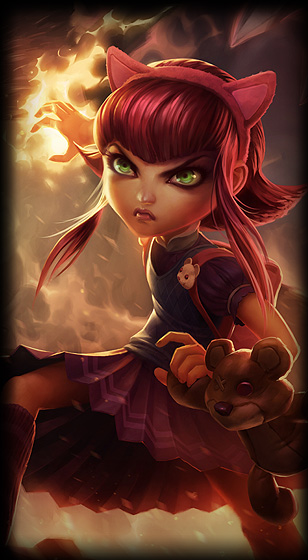 League of Legends Annie Build